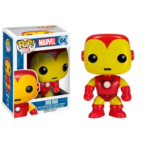 Figura Funko POP Iron Man Classic