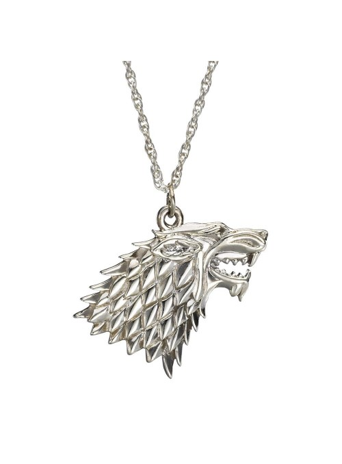 Pendentif Stark Game of Thrones