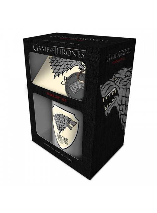 "Pack of Gift""Stark"" - Game of Thrones"