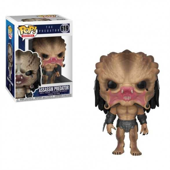 Figura Funko POP Assassin Predator -  The Predator