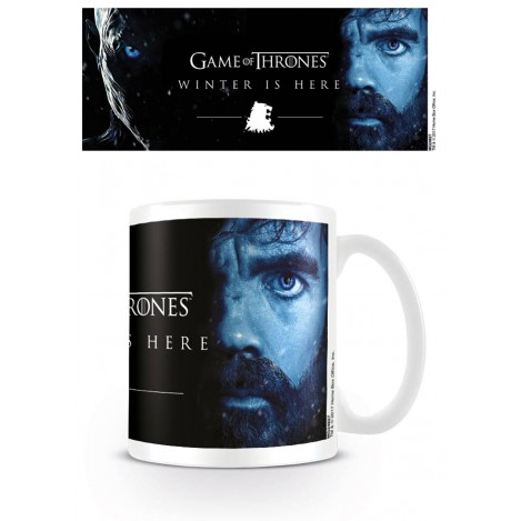 Taza ''Winter Is Here / Tyrion'' - Juego de Tronos