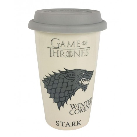"Travel mug ""Stark"" - Game of Thrones"