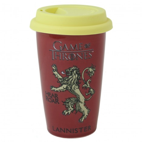 "Travel mug ""Lannister"" - Game of Thrones"