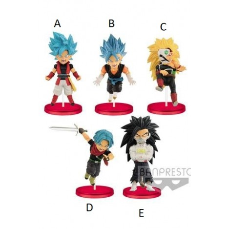 Figura Super Dragon Ball Heroes World