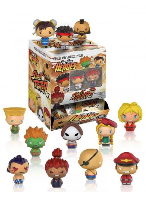 Figura Pint Sized Heroes: Street Fighter