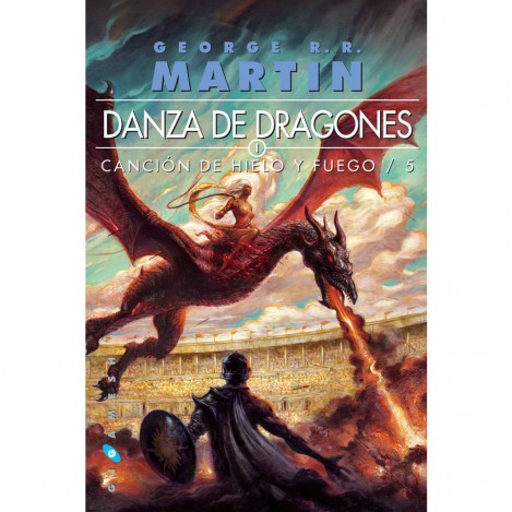 A song of ice and fire 5 - Dance of Dragons - Game of Thrones