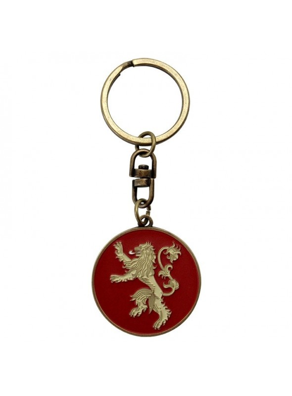 """Keychain """"Lannister""""- Game of Thrones"""