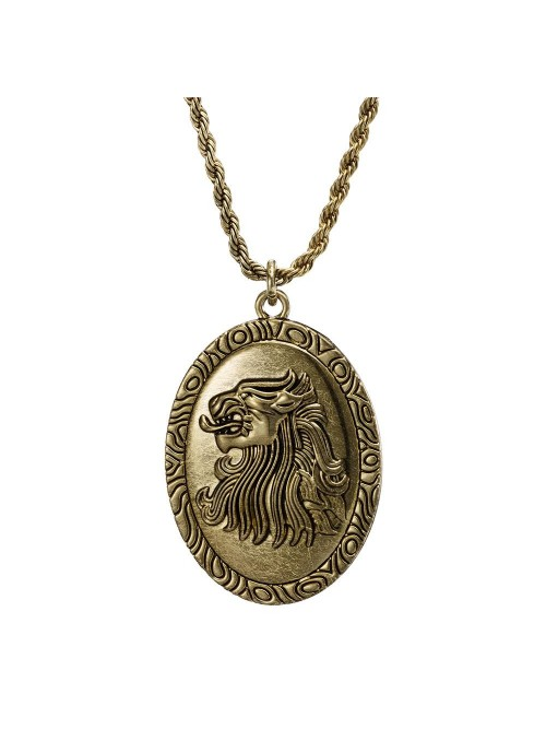 Necklace with Pendant Cersei Lannister-Game of Thrones
