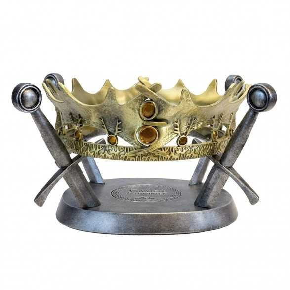 Crown of Robert Baratheon Replica 1/1 Limited Edition 25 cm-Game of Thrones