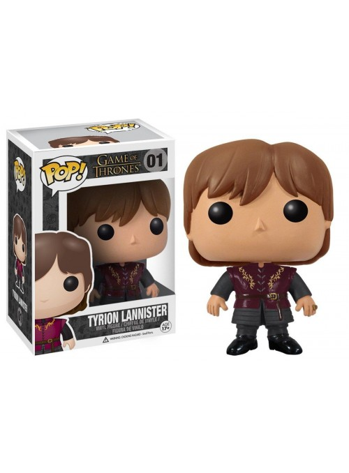 Figure POP Tyrion Lannister - Game of Thrones
