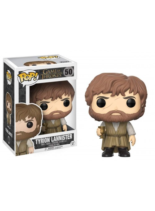Figure POP Tyrion Lannister Are - Game of Thrones