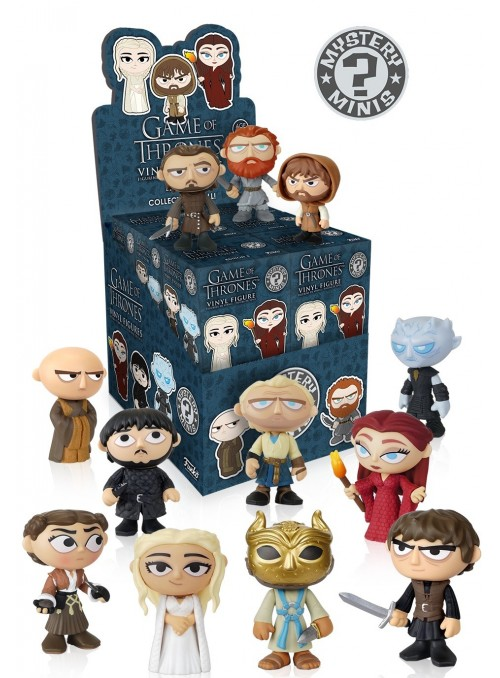 Figure Mystery Minis Game of Thrones