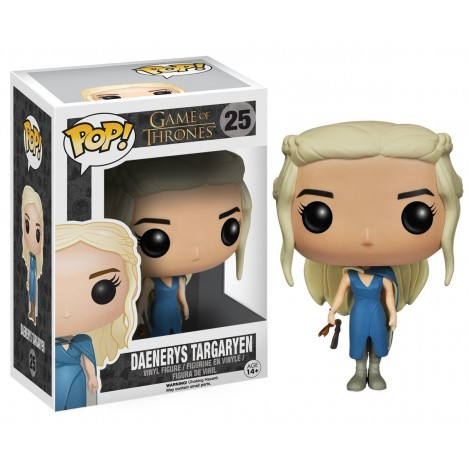 Figure Funko POP Mhysa Daenerys with blue dress - Game of Thrones