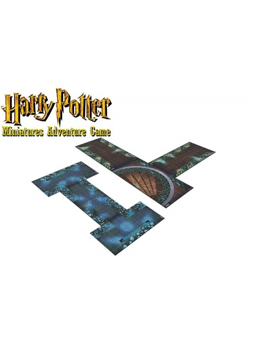 PACK MINISTRY OF MAGIC & PROPHECY ROOM - Harry Pòtter