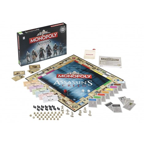 Spiel Monopoly Assassins Creed