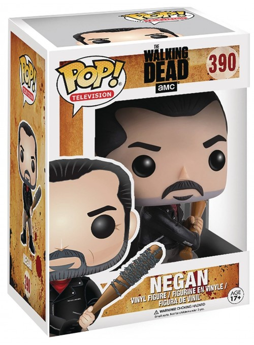 Figura POP Negan - The Walking Dead