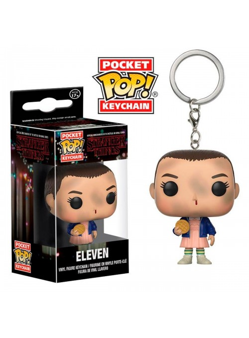 Llavero Funko POP Eleven - Stranger Things