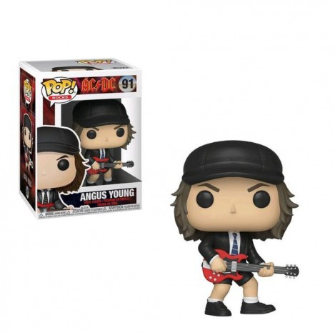 Figura Funko POP Angus Young - AC/DC