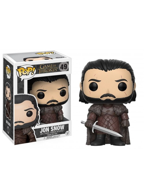 Figure POP Jon Snow - Game of Thrones