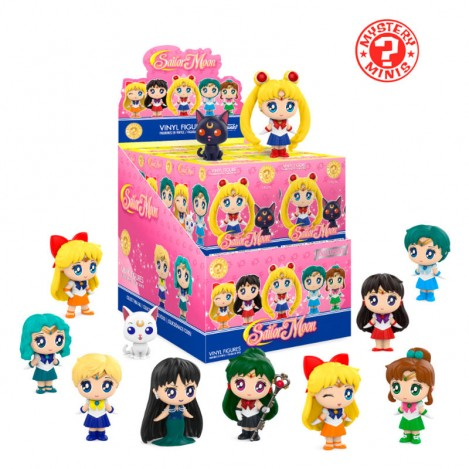 Figura Mystery Minis Sailor Moon Exclusive