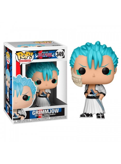 Figura Funko POP Grimmjow - Bleach