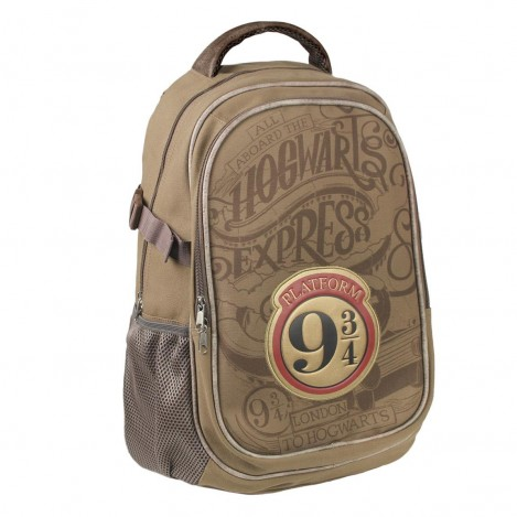 Mochila Escolar Hogwart Express - Harry Potter