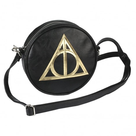Bolso bandolera reliquias -Harry Potter