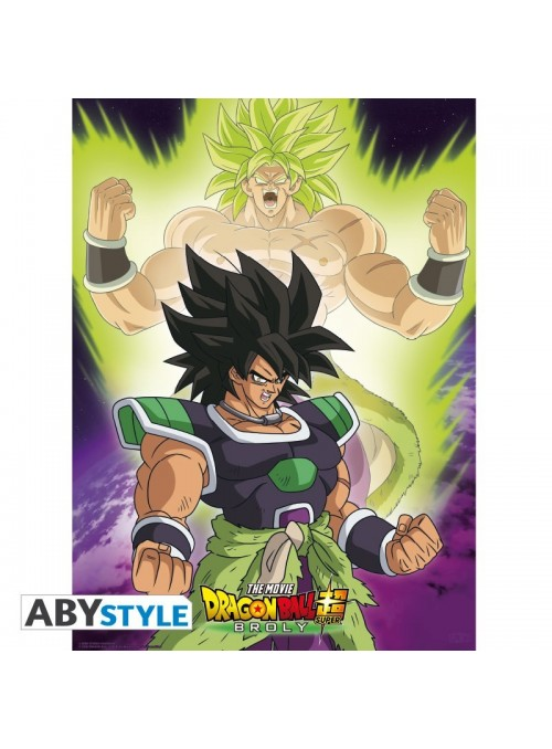 "Poster ""Broly"" 52x38 - Dragon Ball"