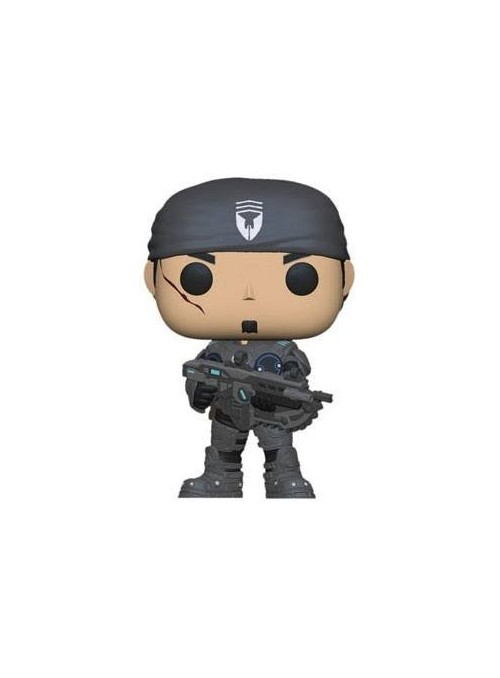 Figura Funko POP Marcus series 3 - Gears of War