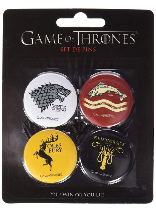 Set B-4 sheets - a Game of Thrones