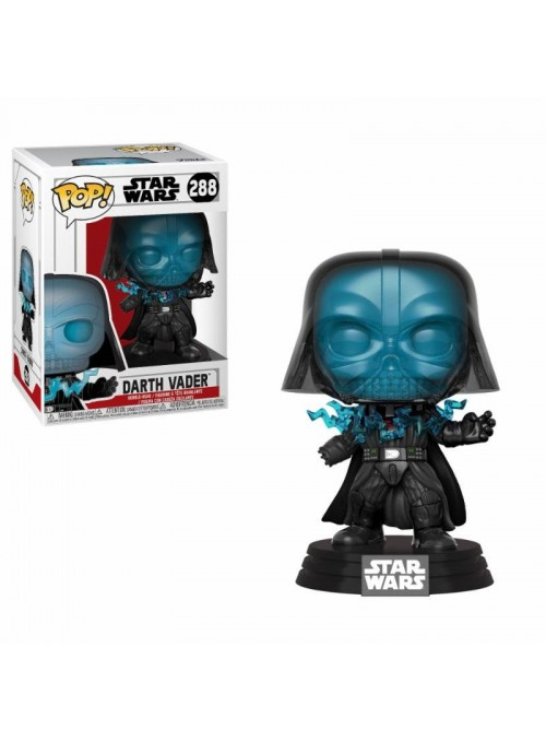Figura Funko POP Darth Vader Electrocutado - Star Wars