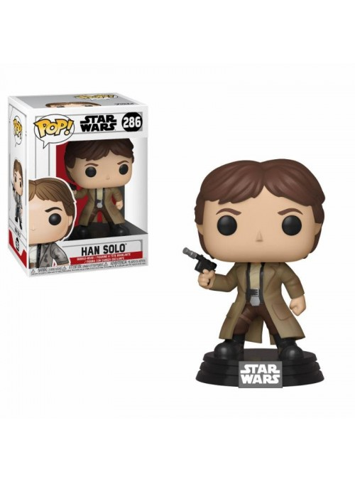 Figura Funko POP Han Solo - Star Wars