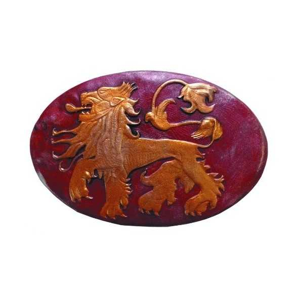 Pin Schild Lannister - Game of Thrones
