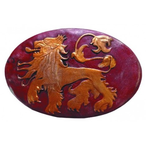 Pin Shield Lannister - Game of Thrones