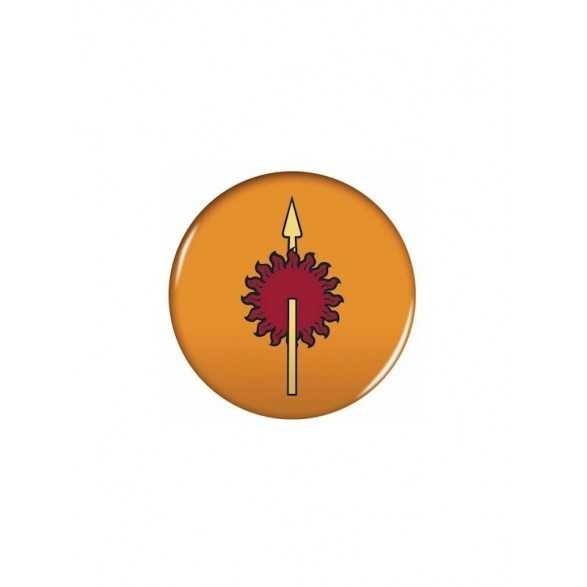 Chapa Martell 6cm - Game of Thrones