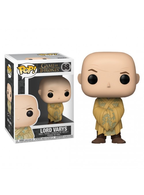 La Figure de la POP Lord Varys - Game of Thrones