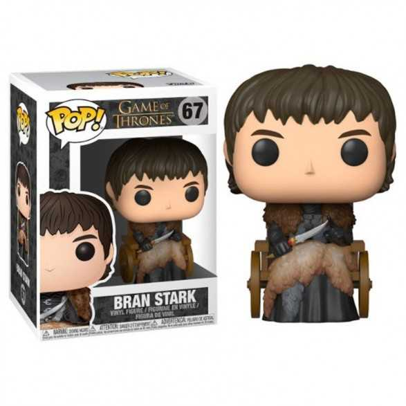 La Figure de la POP Bran Stark Game of Thrones