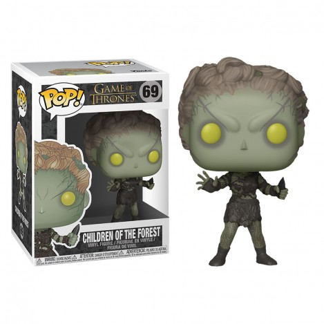 Figura Funko POP Children of the Forest - Juego de Tronos