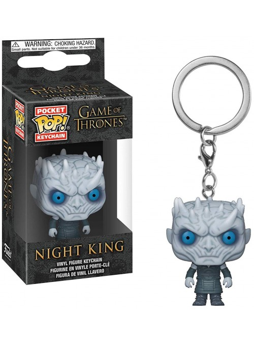 Llavero Pocket POP Night King - Juego de Tronos
