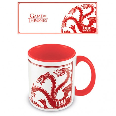 Mug Targaryen - Game of thrones