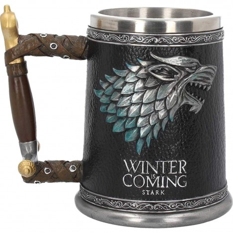 "Jarra ""winter is coming"" - Juego de tronos"