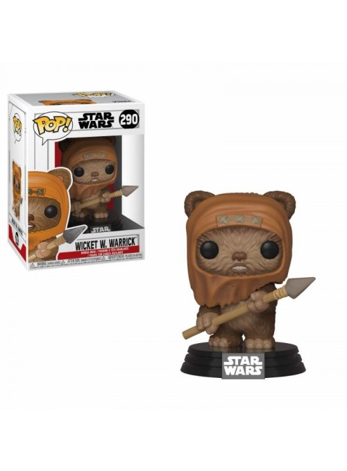 Figura Funko POP Wicket - Star Wars