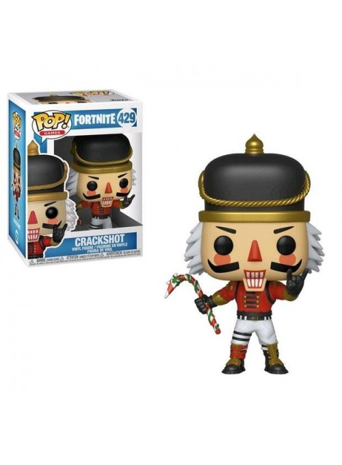 Figura Funko POP Crackshot - Fortnite