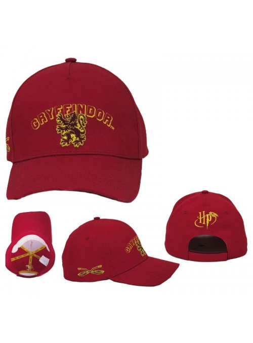 Gorra Gryffindor Harry Potter