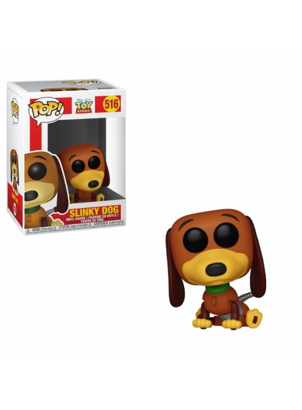 Figura Funko POP Slinky Dog - Toy Story
