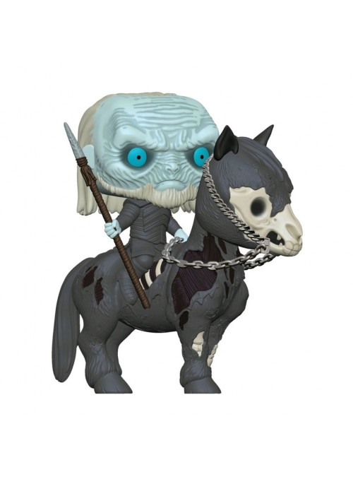 Figura Funko POP White Walker on Horse - Juego de Tronos