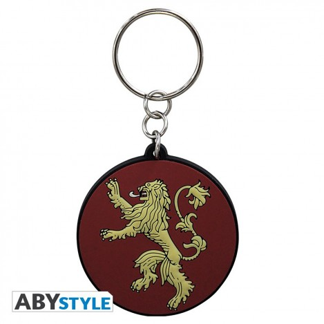 "Keychain PVC ""Lannister"" - Game of Thrones"
