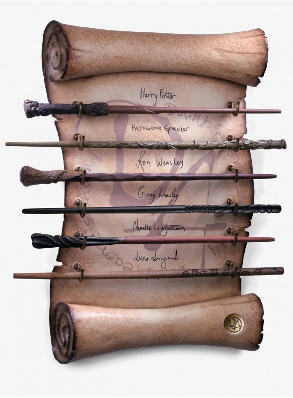Collection of wands of the Army of Dumbledore - Harry Potter