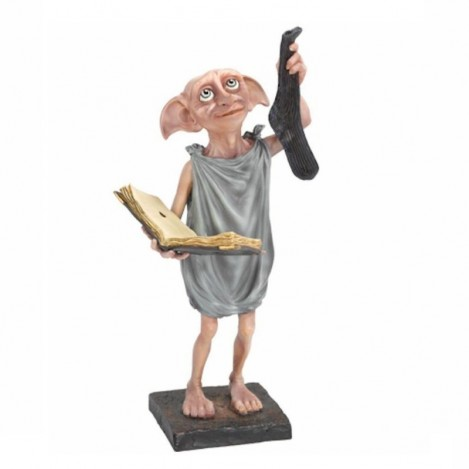 Escultura Dobby - Harry Potter