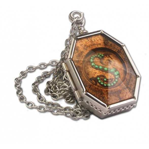 Locket de Salazar Slytherin Horrocrux - Harry Potter